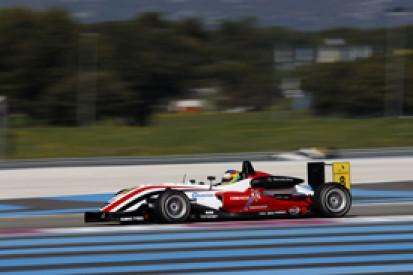 Merhi takes Ricard F3 poles
