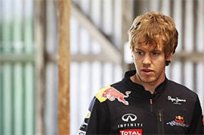 Vettel says Red Bull has nothing to fear