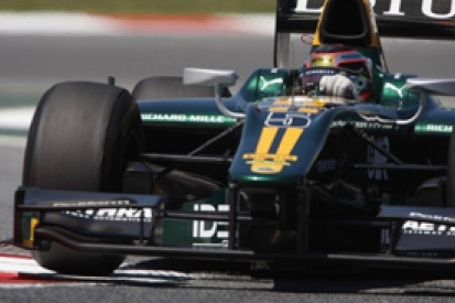 Bianchi takes pole at Barcelona