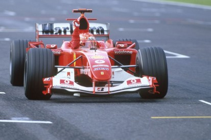Video: Formel-1-Legende Ferrari F2004 in der Retrospektive