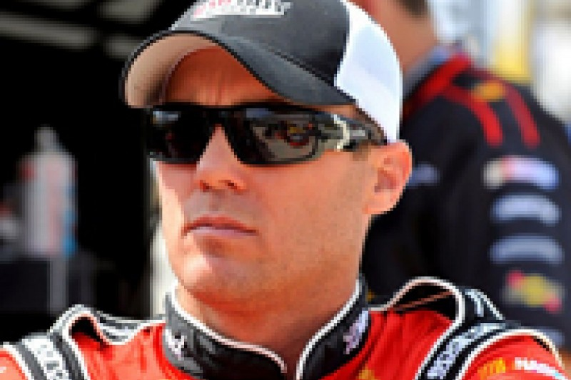 Harvick calls for consistent rulings