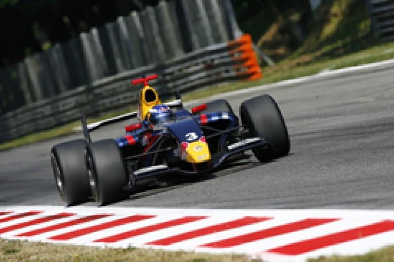 Ricciardo on top in practice two