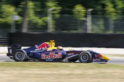 Vergne leads Monza practice