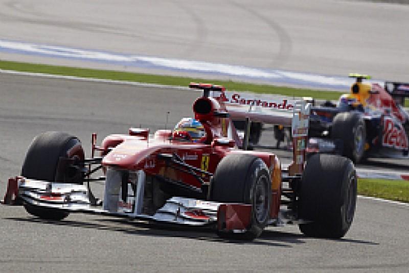 Ferrari confident of progress in Spain