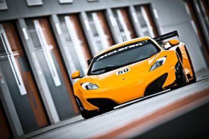 McLaren GT car set for Spanish debut