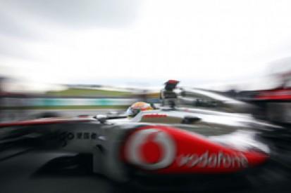 McLaren to focus on small upgrades