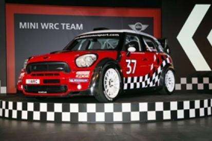 Mini unveils definitive 2011 WRC