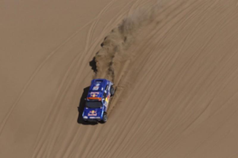 VW Dakar support unlikely in 2012