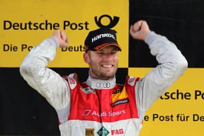 Tomczyk: Lausitz win was easy