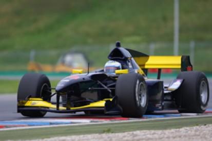 Filippi leads Auto GP practice