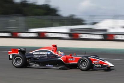 Wickens takes Nurburgring pole