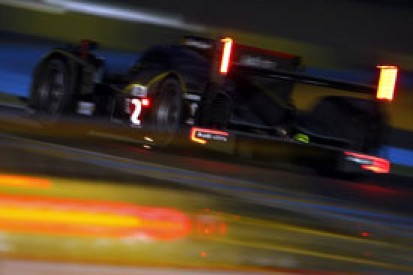 H12: Audi on top at halfway stage
