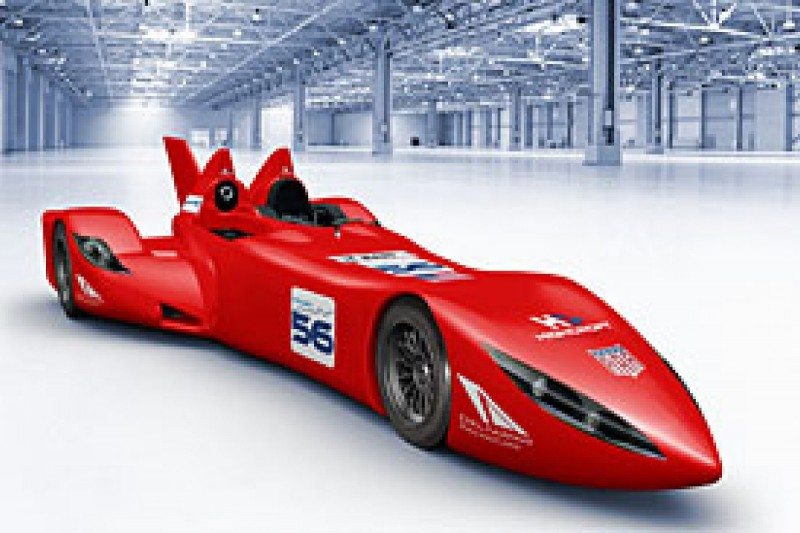 DeltaWing to make debut in 2012