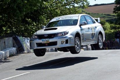 Grapevine: Higgins breaks TT course record