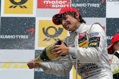 Merhi takes first Spielberg race