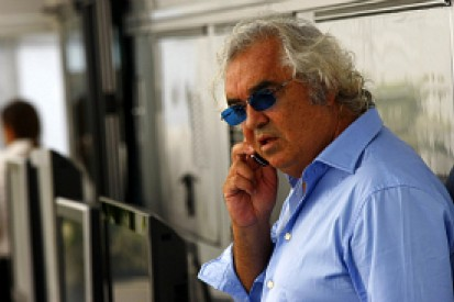 Briatore suspects Red Bull favouritism