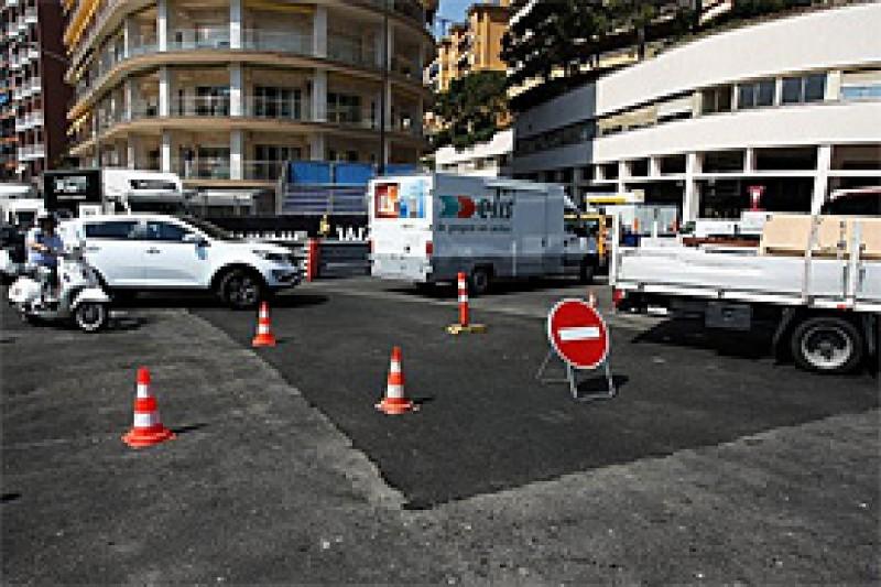 Concerns over Ste. Devote asphalt