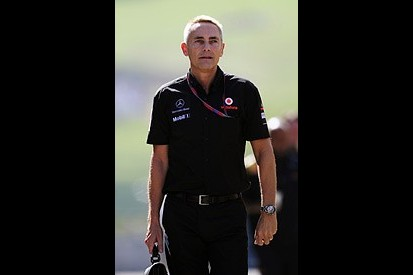 McLaren team principal Martin Whitmarsh disappointed to miss pole for Hungarian GP