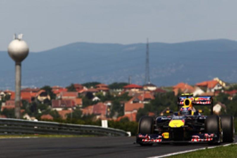 Mark Webber says Hungarian GP qualifying deficit to Sebastian Vettel is bizarre