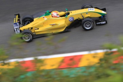Felipe Nasr confident of strong Spa F3 results, despite poor qualifying