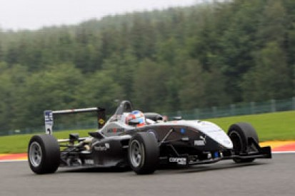 Kevin Magnussen sets practice pace ahead of Spa British F3 round