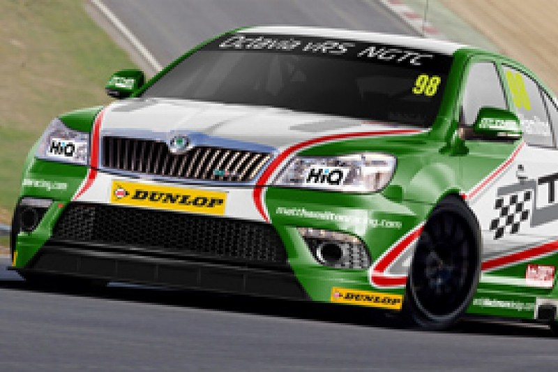 Skoda name to join BTCC with Matt Hamilton and TH Motorsport in 2012