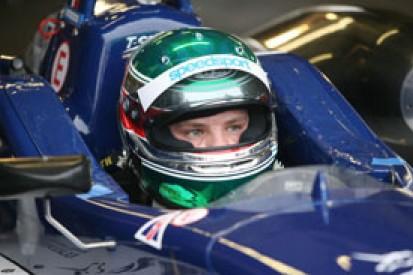 Callum MacLeod to complete GP3 season with Carlin