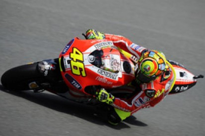 Valentino Rossi now unsure about ditching Ducati GP11.1 for US GP