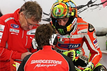 Valentino Rossi ready to ditch revised Ducati GP11 and revert back to old bike