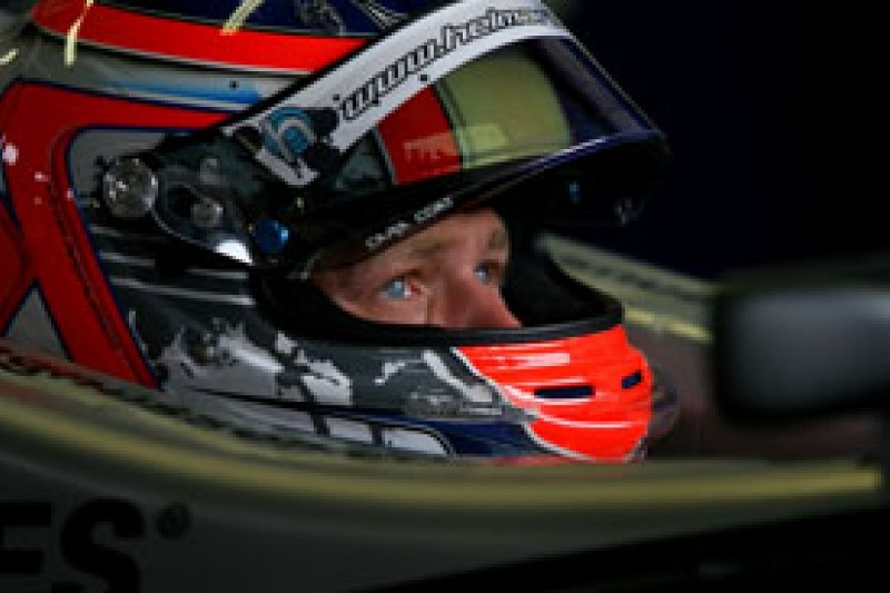 Kevin Magnussen sets pace in British F3 practice at Paul Ricard