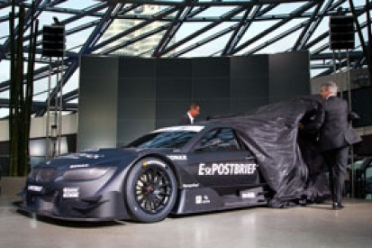 BMW launches new M3 DTM in Munich, naming Andy Priaulx and Augusto Farfus as drivers