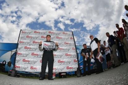 Ryan Newman takes Loudon NASCAR Sprint Cup pole