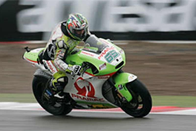Loris Capirossi to return to MotoGP at the Sachsenring after injury
