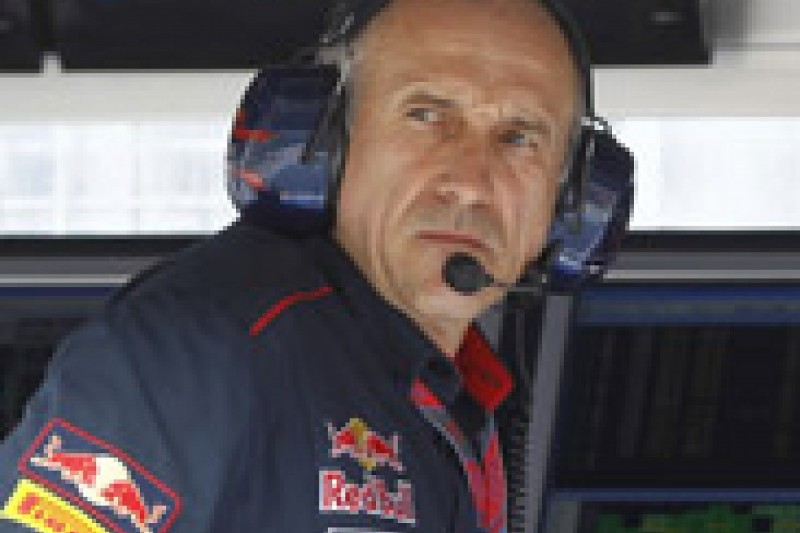 No Toro Rosso decision on 2012 drivers until end of season