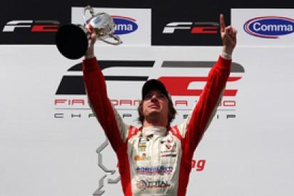 Mirko Bortolotti completes double Nurburgring Formula 2 victory
