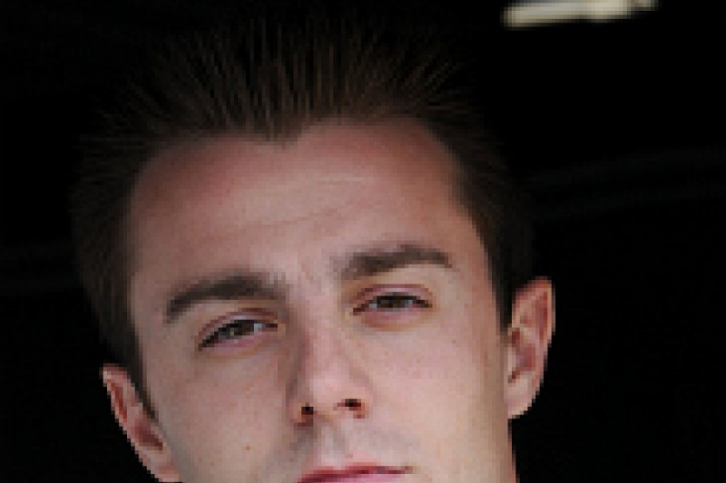 Bertrand Baguette to make GT1 World Championship debut with Marc VDS at Navarra