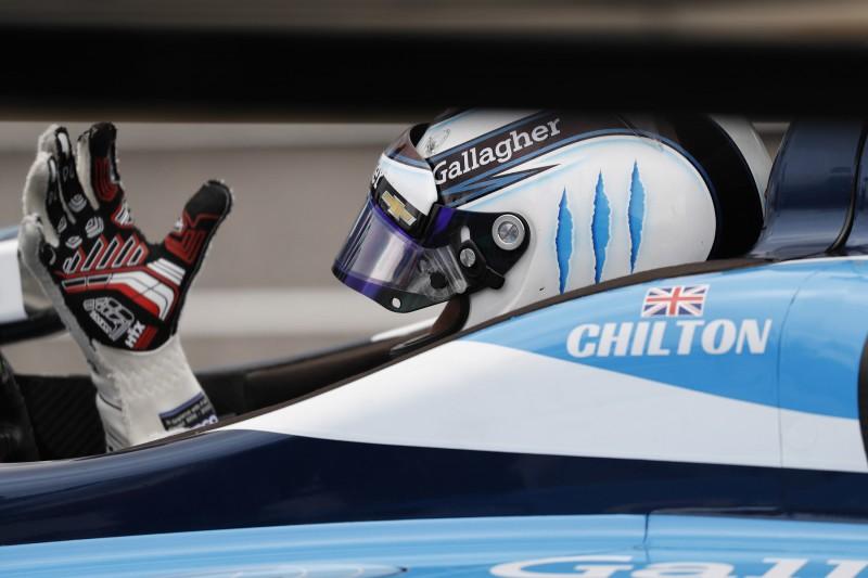 Sicherheitsbedenken: Chilton streicht Ovalrennen aus IndyCar-Programm 2019