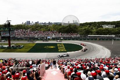 Formel-1-Wetter Kanada: Kein Regen, keine Hitze