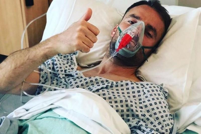 Blinddarm! Jamie Green wird in Misano von Pietro Fittipaldi ersetzt