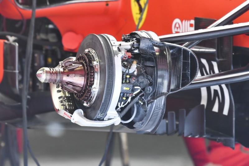 Formel-1-Technik: Brembo schlägt Carbon-Keramik-Bremsen vor