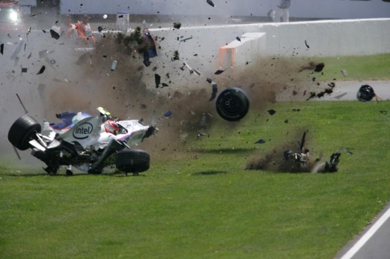 """Robert Kubica über Horror-Crash 2007: """"Google doch danach!"""""""
