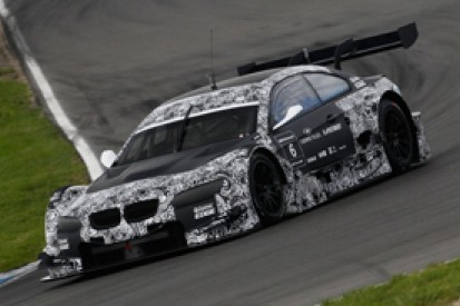 BMW satisfied with performance of M3 DTM after Lausitz group test