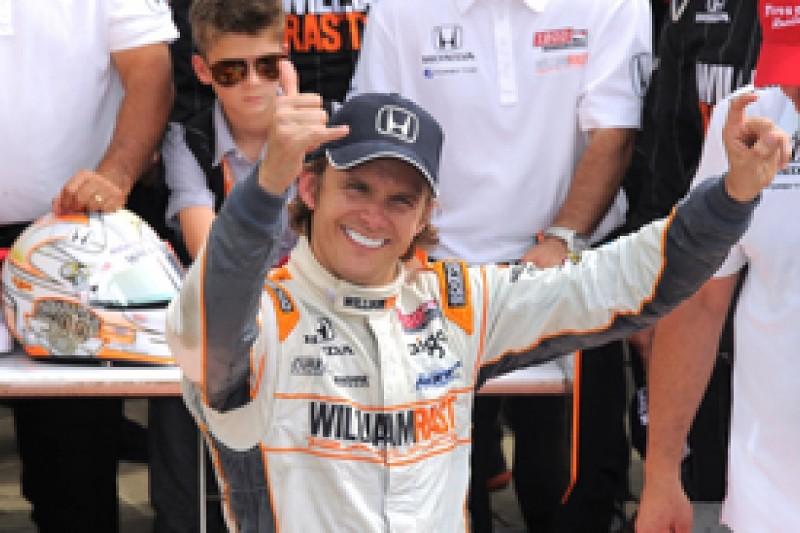 Dan Wheldon to race in IndyCar season finale at Las Vegas