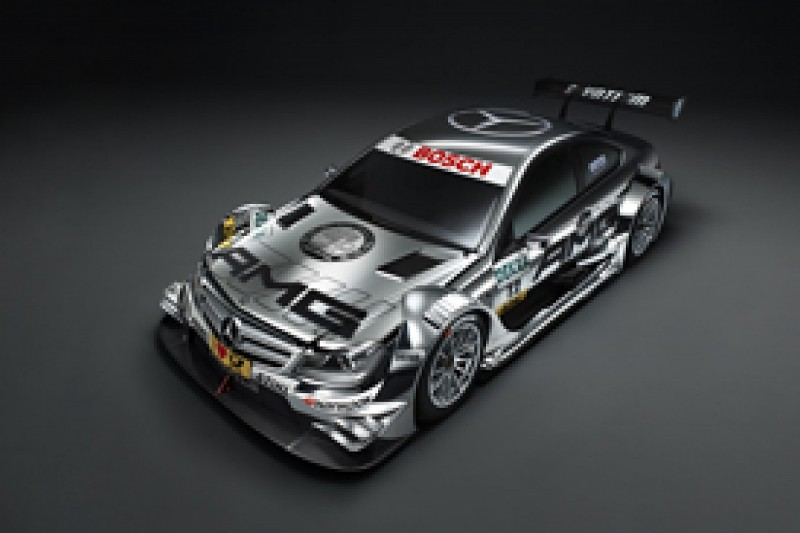 Gary Paffett encouraged by 2012 DTM Mercedes after initial testing