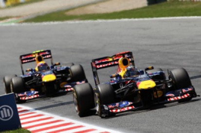 Red Bull vows to keep attacking, despite Sebastian Vettel's huge points lead