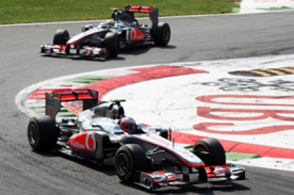 Martin Whitmarsh says McLarens title hopes are not over just yet