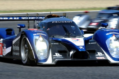Pagenaud and Bourdais earn Peugeot AUTOSPORT 6 Hours crown