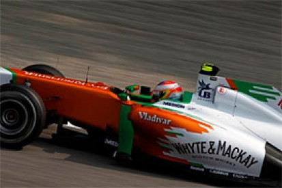 Di Resta says fight for points at Monza will be very close