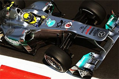 Rosberg defends race start tyre choice after opting for harder compount