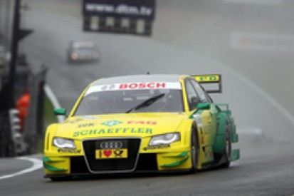 Martin Tomczyk takes masterful DTM win at a wet Brands Hatch